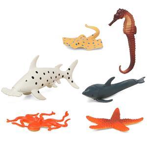 Figuras Decorativas Animais Marinhos