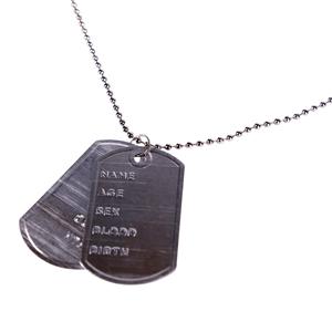 Fio Militar com Medalha