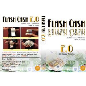 Flash Cash 2.0 Versão Euro