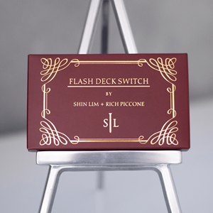 Flash Deck Switch 2.0 Shin Lim
