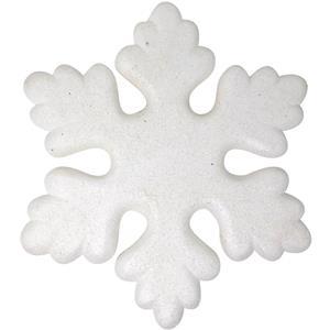 Floco de Neve Decorativo em Esferovite, 38 cm