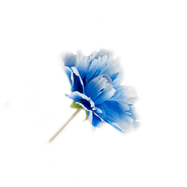Flor Azul Decoração