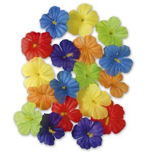 Flores Havaianas, 18 unid.