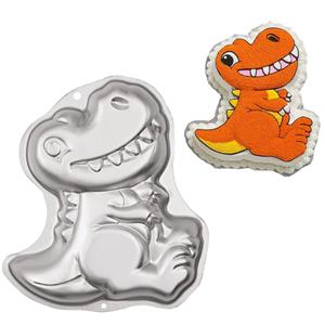 Forma Dinossauro para Bolos