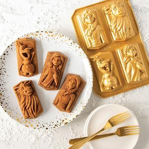 Forma Nordic Frozen 2 Character Mold Cakelets