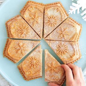 Forma Nordic Ware Sweet Snowflakes