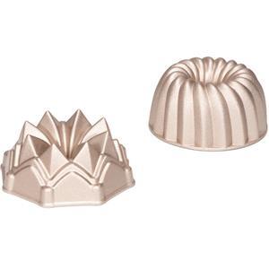 Formas Alumínio para Bolos, 2 unid.