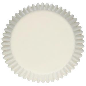 Formas Cupcake Brancas, 48 unid.