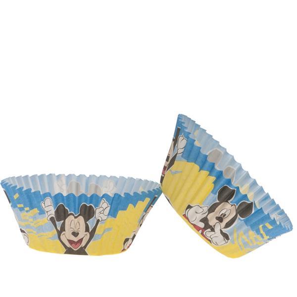 Formas Cupcake Mickey, 25 unid.
