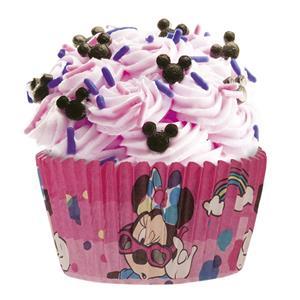 Formas Cupcake Minnie, 25 unid.