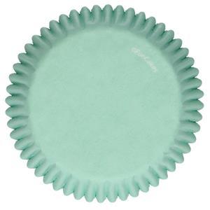 Formas Cupcake Verde Menta, 48 unid.