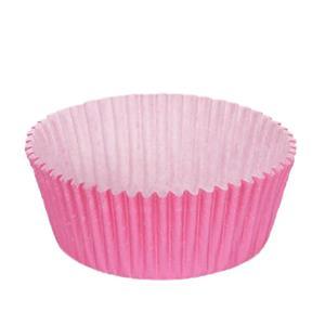 Formas Papel Cupcake Rosa, 75 unid.