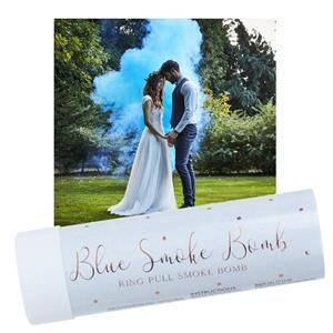 Fumo Azul em Tubo 60 seg.