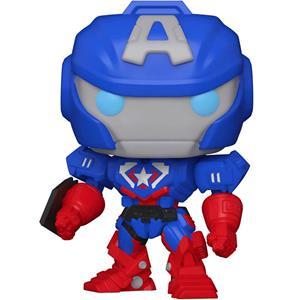 Funko POP Capitão América Marvel