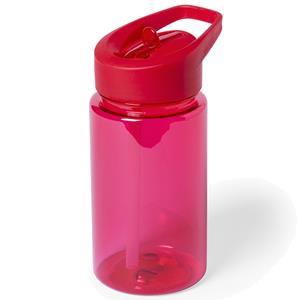 Garrafa de Bebida Vermelha