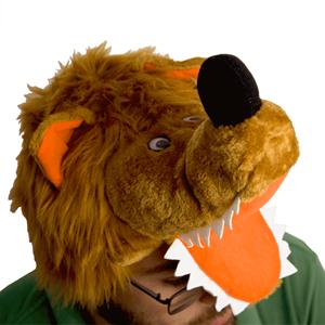 Gorro Cabeça Lobo