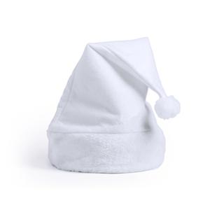 Gorro Pai Natal Branco