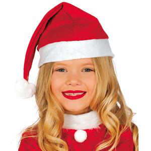 Gorro Pai Natal, Criança
