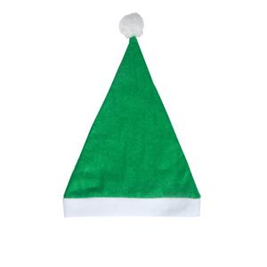 Gorro Pai Natal Verde
