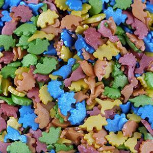 Sprinkles Mix Dinossauro, 55 gr.