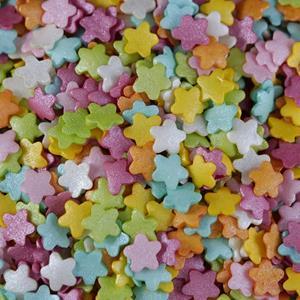 Sprinkles Mix Flores Coloridas, 55 gr.