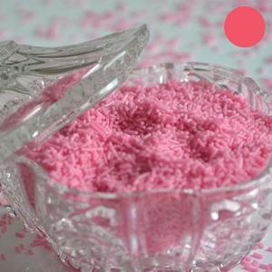 Granulado Rosa, 250 gr