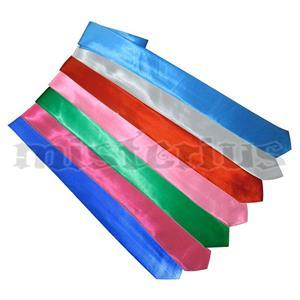 Gravatas Lisas Coloridas