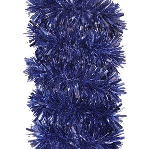 Grinalda Azul de Natal, 180 Cm