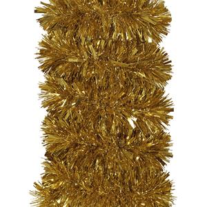 Grinalda Dourada de Natal, 180 Cm