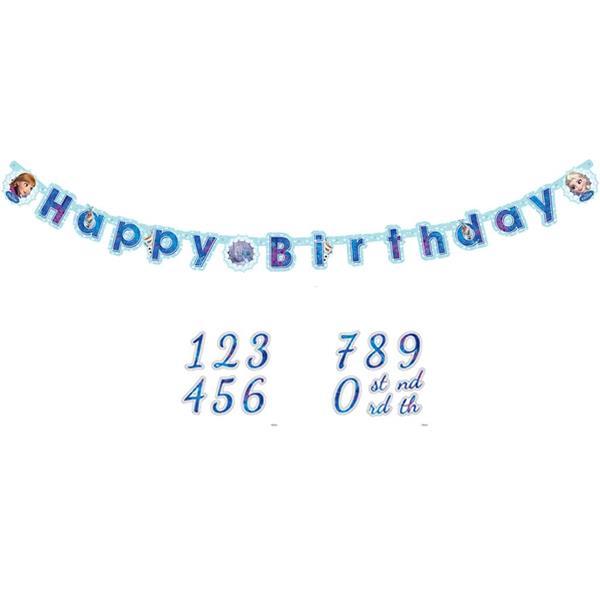 Grinalda Frozen Happy Birthday
