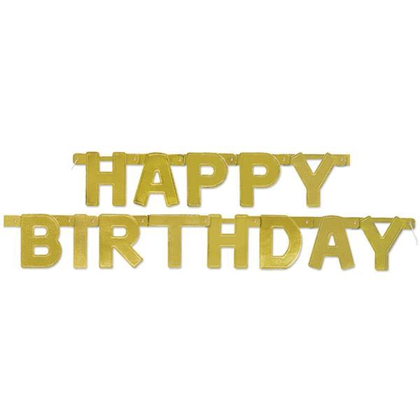 Grinalda H. Birthday Dourada, 1.21m
