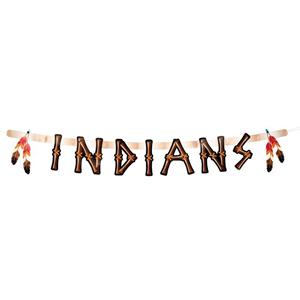 Grinalda Índio 160cm