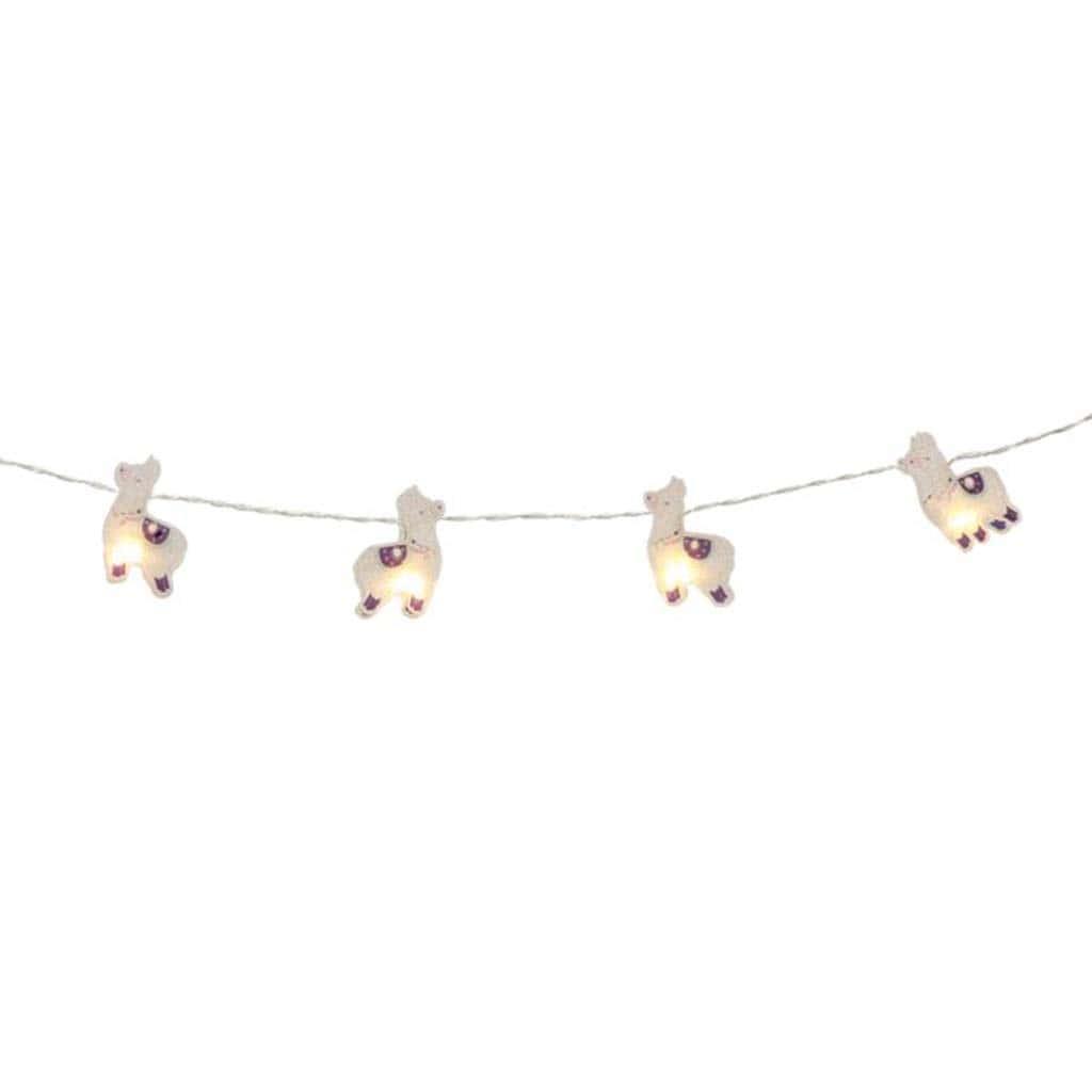 Grinalda Lama Luminosa, 165 cm