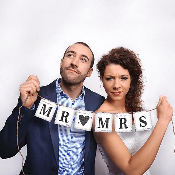 Grinalda Mr e Mrs, 77 cm