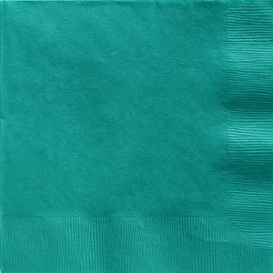 Guardanapo Papel Azul turquesa