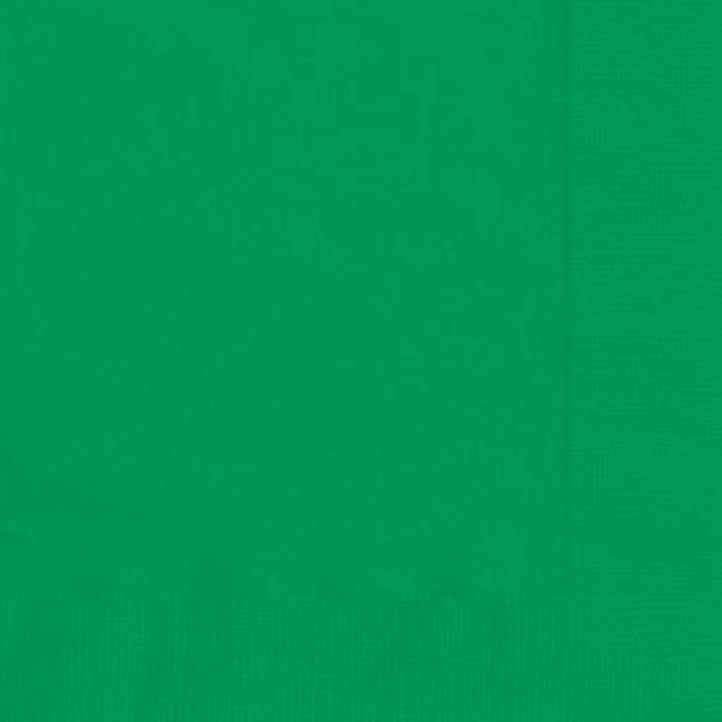 Guardanapo Verde Escuro, 20 Unid.