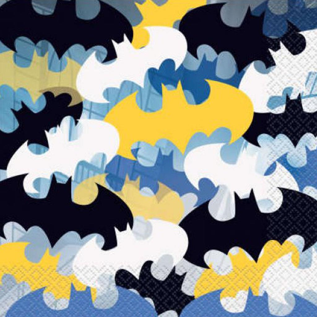 Guardanapos Batman, 16 unid.
