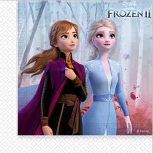 Guardanapos Frozen, 20 unid.