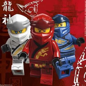 Guardanapos Lego Ninjago, 20 unid.