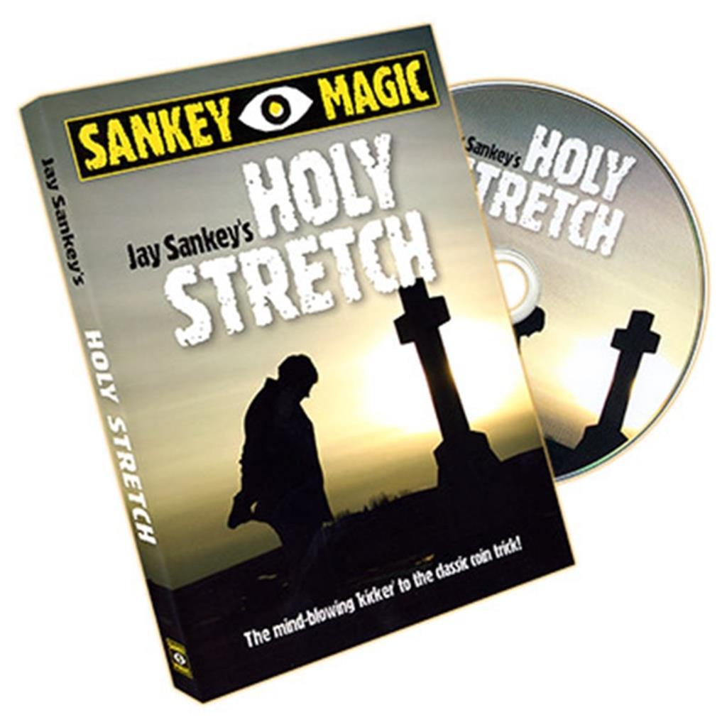 Holy Stretch de Jay Sankey com DVD