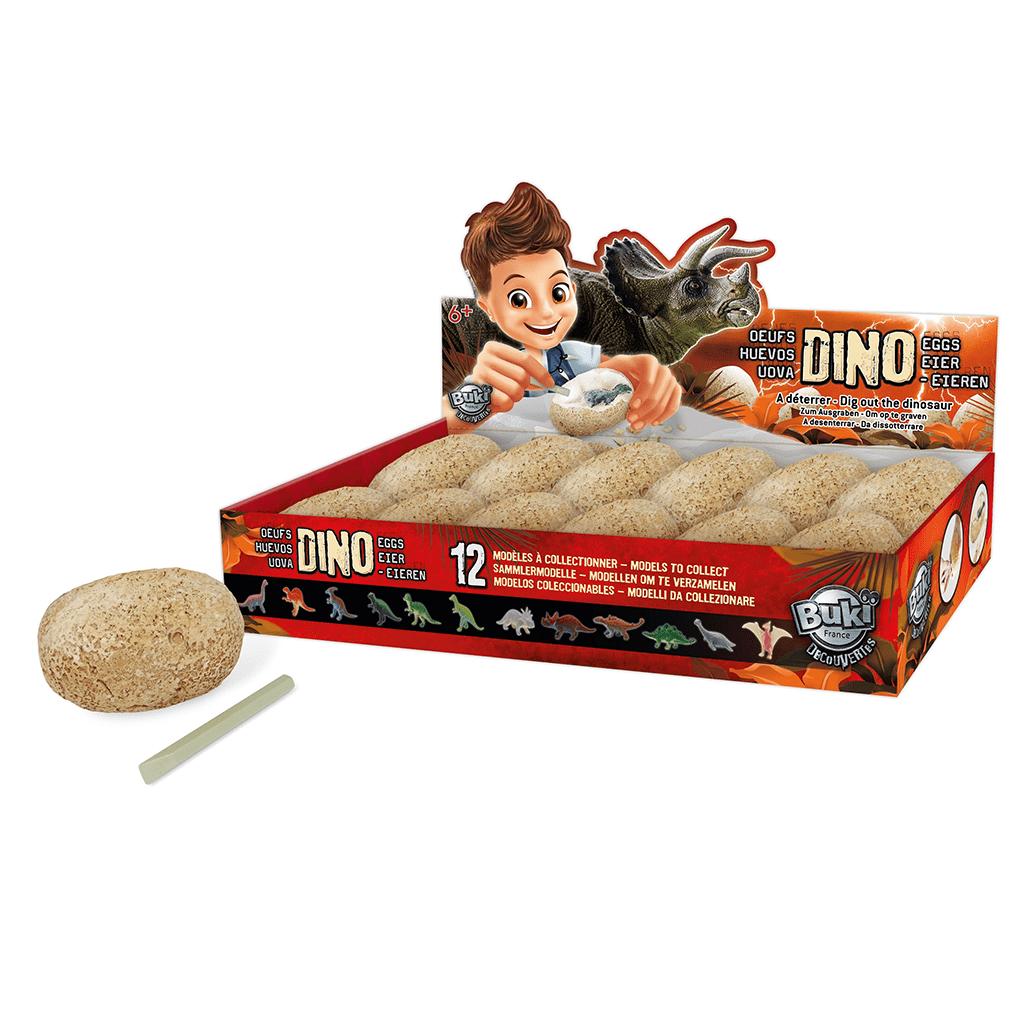 Jogo Didático Escavação Ovo Dinossauro