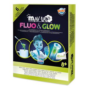 Jogo Didático MiniLab Glow