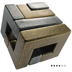 Jogo Quebra-cabeças Metal Coil Nivel Difícil