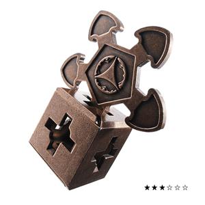 Jogo Quebra-cabeças Metal Ogear Nivel Médio