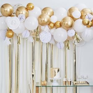 Kit 80 Balões Dourados