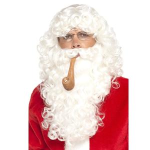 Kit Acessórios Pai Natal, 4 Peças