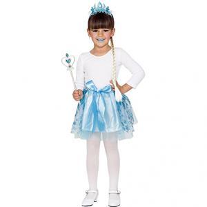Kit Acessórios Princesa Azul