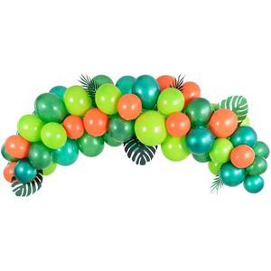 Kit Arco 60 Balões Dinossauro