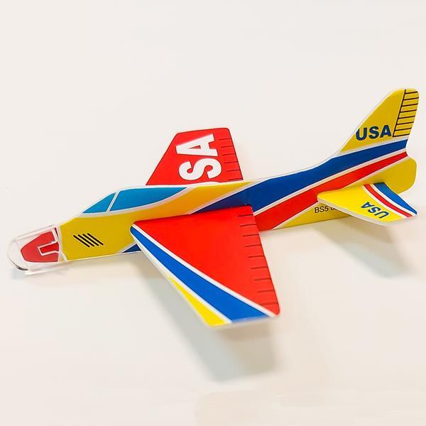 Kit Avião para Montar, 8 unid.