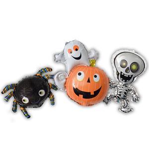 Kit Balões Esqueleto e os Amigos Halloween